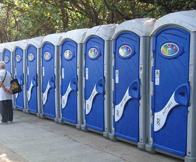 Mobil WC Kiralama