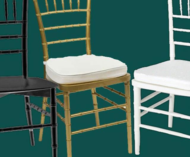 Sandalye Kiralama