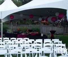 Düğün davet çadırı kiralama