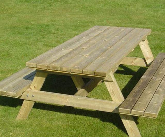 Piknik Bankları Kiralama