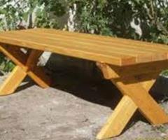 Piknik Masası Kiralama